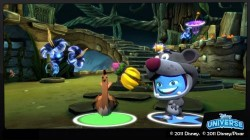 Screenshot for Disney Universe (Hands-On) - click to enlarge