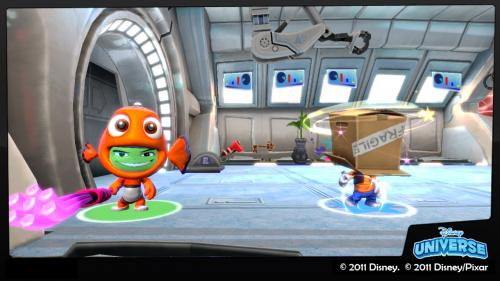 Screenshot for Disney Universe on Wii - on Nintendo Wii U, 3DS games review