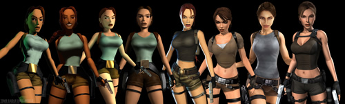 Image for Tomb Raider 15th Anniversary Character Profile | Lara Croft