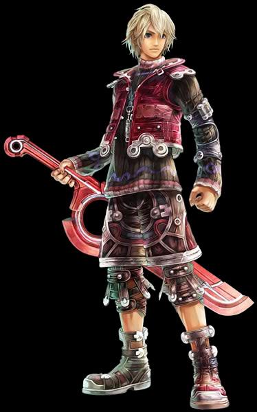 Nintendo Character Profile   Shulk  Xenoblade Chronicles Xenoblade Chronicles Shulk
