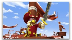 Screenshot for Kaio: King of Pirates - click to enlarge