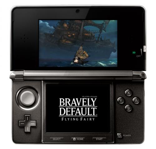 Image for Square Enix Bravely Defaults Onto 3DS