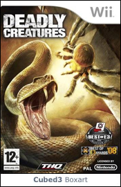 Box art for Deadly Creatures