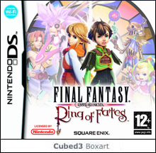 Box art for Final Fantasy Crystal Chronicles: Ring of Fates