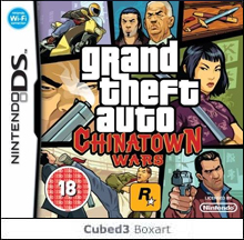 Box art for Grand Theft Auto: Chinatown Wars
