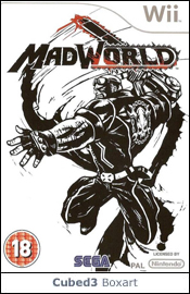Box art for MadWorld