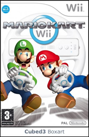 Box art for Mario Kart Wii
