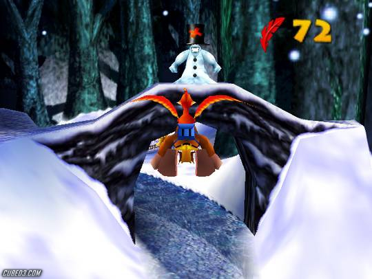 Screenshot for Banjo-Kazooie on Nintendo 64- on Nintendo Wii U, 3DS games review
