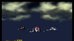 Screenshot for Star Fox 64 - click to enlarge