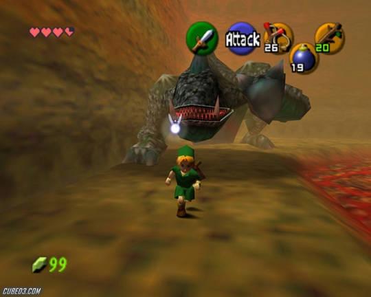 The Legend Of Zelda Ocarina Of Time Nintendo 64 Review
