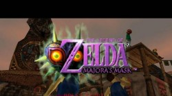 Screenshot for The Legend of Zelda: Majora\