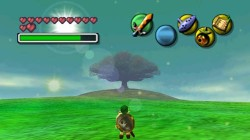 Screenshot for The Legend of Zelda: Majora's Mask - click to enlarge