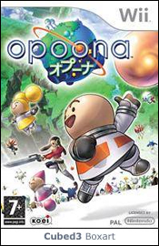 Box art for Opoona