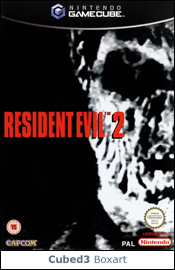 Box art for Resident Evil 2