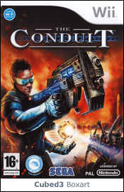 Box art for The Conduit