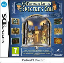 Box art for Professor Layton and the Spectre's Call