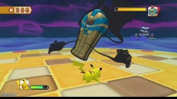 Screenshot for PokéPark 2: Wonders Beyond - click to enlarge