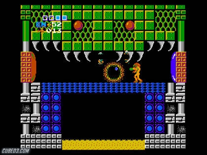 Screenshot for Metroid on NES - on Nintendo Wii U, 3DS games review