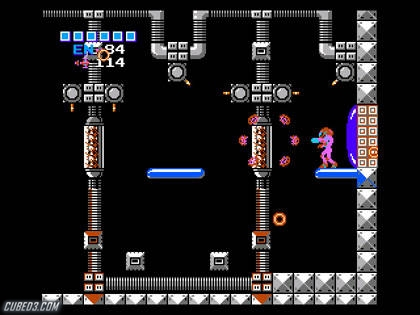 Screenshot for Metroid on NES