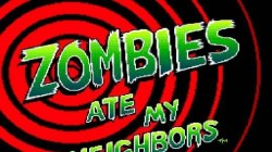 Screenshot for Zombies Ate My Neighbors - click to enlarge