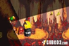 Screenshot for Donkey Kong Country on Game Boy Advance