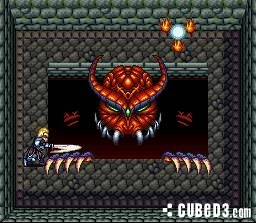 Screenshot for Illusion of Time on Super Nintendo
