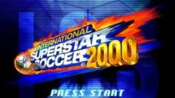 Screenshot for International Superstar Soccer 2000 - click to enlarge