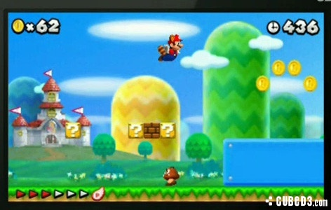 Image for Nintendo Announces New Super Mario Bros. 2 for 3DS