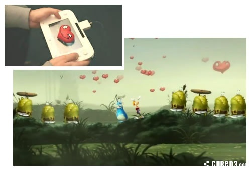 Image for Leaked Rayman Legends Trailer Reveals Wii U Features