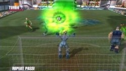 Screenshot for SEGA Soccer Slam - click to enlarge