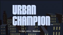 Screenshot for 3D Classics: Urban Champion - click to enlarge