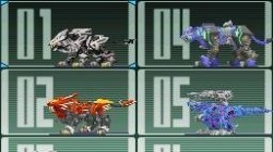 Screenshot for Zoids Saga DS: Legend of Arcadia - click to enlarge