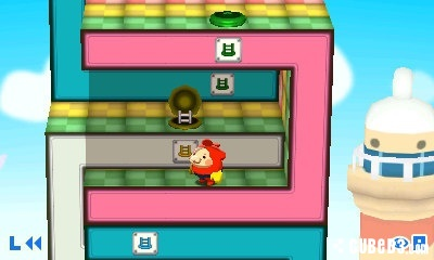Screenshot for Pullblox on 3DS eShop- on Nintendo Wii U, 3DS games review