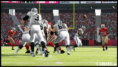 Image for Madden NFL 13 Announced for Wii U, Debut Footage