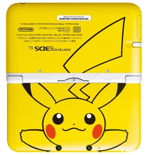 Image for Japan Gets New Pikachu Themed 3DS in Yellow