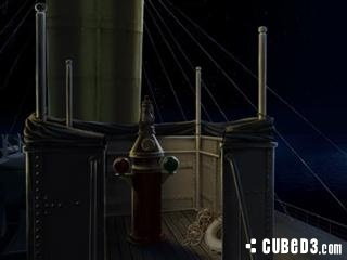 Screenshot for Murder on the Titanic on Nintendo 3DS
