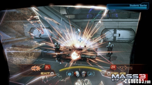 Image for Mass Effect 3 for Wii U Launch, Bridges Prequels