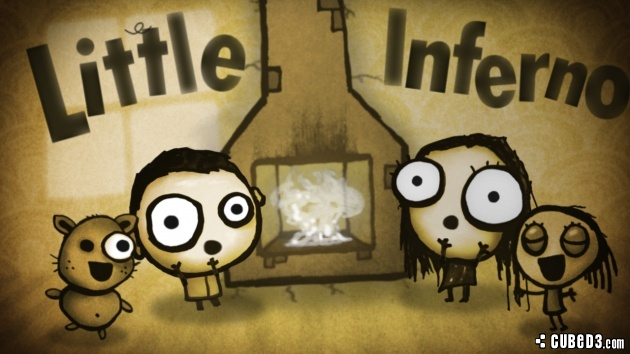 Screenshot for Little Inferno on Wii U eShop - on Nintendo Wii U, 3DS games review