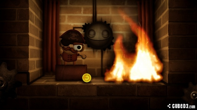 Screenshot for Little Inferno on Wii U eShop- on Nintendo Wii U, 3DS games review