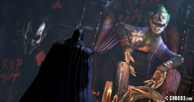 Screenshot for Batman: Arkham City - Armoured Edition on Wii U- on Nintendo Wii U, 3DS games review