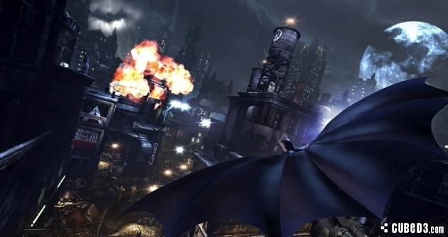 Screenshot for Batman: Arkham City - Armoured Edition on Wii U - on Nintendo Wii U, 3DS games review
