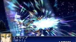 Screenshot for Super Robot Taisen UX - click to enlarge