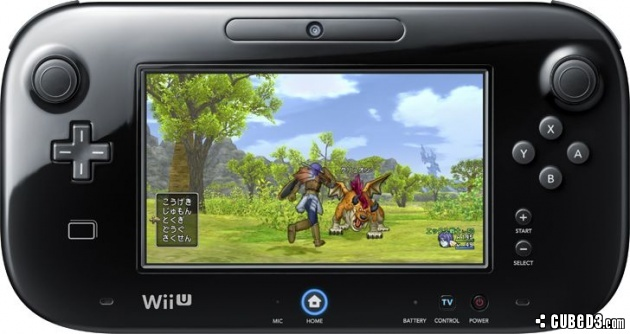 Image for Dragon Quest X Compilation Heading to Wii U