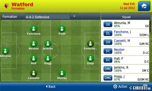 Image for Feature | Beyond the Cube: Football Manager Handheld 2013