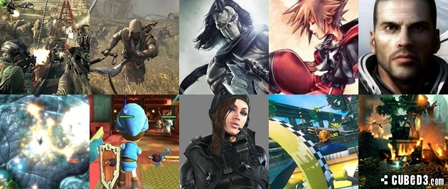 Image for Poll: Vote for the Best Graphics in a 2012 Game