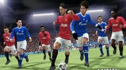 Screenshot for Pro Evolution Soccer 2013 3D - click to enlarge