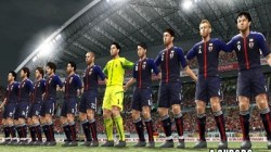 Screenshot for Pro Evolution Soccer 2013 3D - click to enlarge