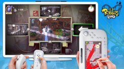 Screenshot for Rabbids Land - click to enlarge