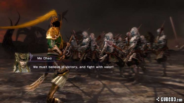 Screenshot for Warriors Orochi 3 Hyper on Wii U - on Nintendo Wii U, 3DS games review