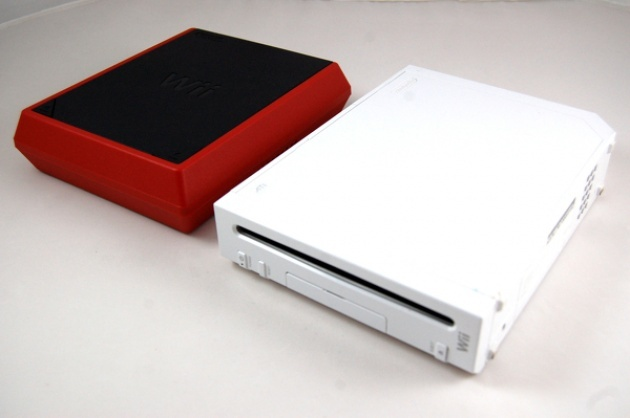 Wii Mini Vs Wii Size